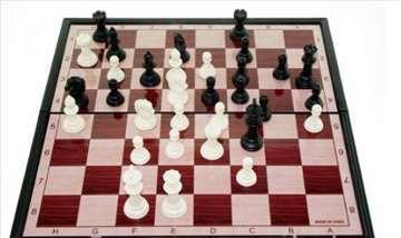 Magnetni šah - 36 x 36 cm - novo