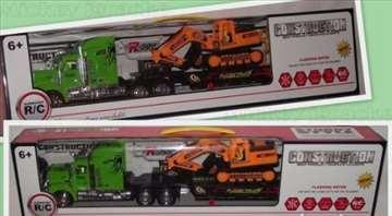 RC kamion transporter na daljinski upr.
