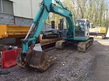 Tracked Excavator Kobelco SK135 SRLC-1