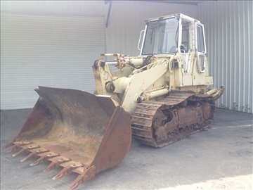Tracked Loader Caterpillar 963LGP