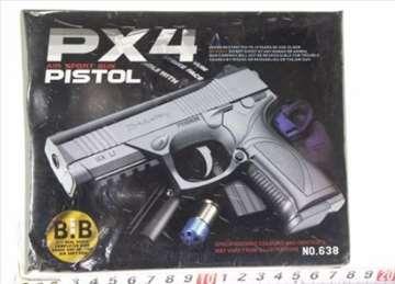Veliki pištolj na kuglice model RX4