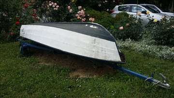 Čamac bez kabine