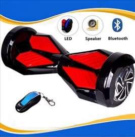 """Hoverboard - Električni skuter 8"""" - crni"""
