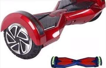 """Hoverboard - električni skuter 8"""" crveni"""