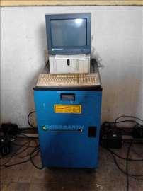 Mašina za reglažu trapa-Beissbarth ML 3000 PC