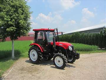 Traktor YTO 454