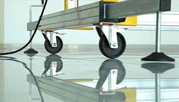 Aluminijumska pokretna skela 8m radna visina