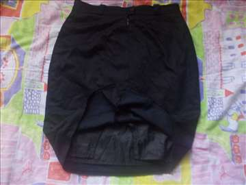 Crna suknja YESSICA