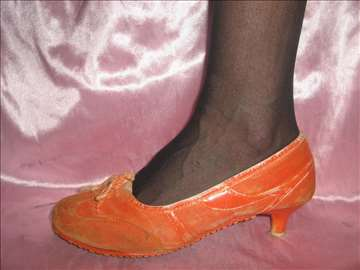 Narandžaste cipele