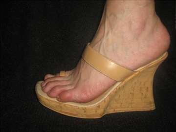 Otvorene papuče platforma