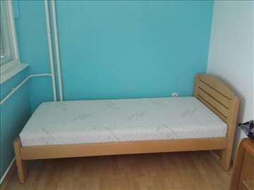 Prodaja kreveta sa dušekom