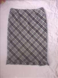 SISLEY zimska suknja