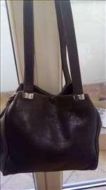 Tamno braon torba