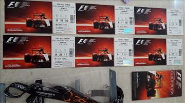Ulaznice za Formula 1 Hungaroing 22-23-24 Srpanj