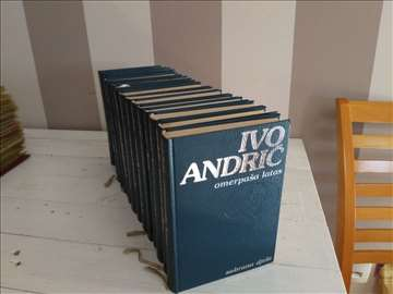 Komplet knjiga Ivo Andrica
