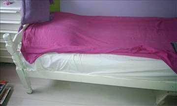 Krevet sa dušekom novim