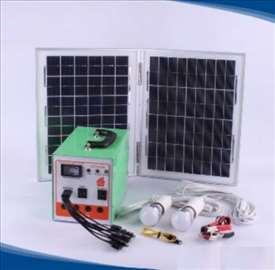 Prenosni solarni sistem 12/220V - 150w