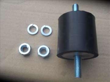 Gumeno-metalni odstojnici fi 50x50mm