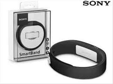 Sony SWR10 SmartBand narukvica (crna)