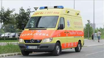 Transport pacijenata sanitetskim vozilom