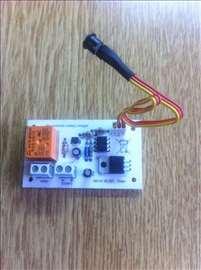 Kontroler za punjač akumulatora 6V-24V