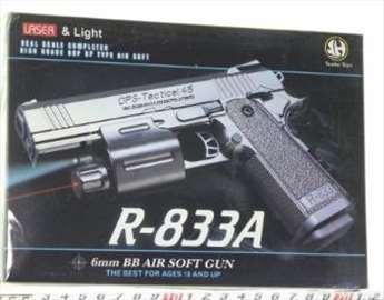 Veliki pištolj na kuglice sa laserom 2