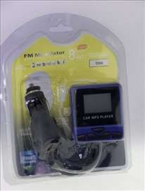 NOVO FM MP3 transmiter + USB - model 13