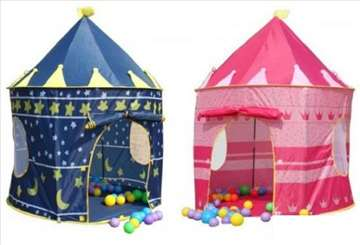 Palace Tent dečiji šator - 135cm x 105cm
