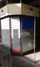 Stari Merkator uknjizen kiosk