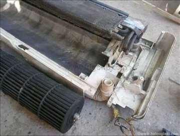 Servis i popravka klima uređaja, sa garancijom