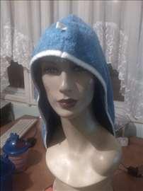 Frotirni peškir-marama za dugu kosu