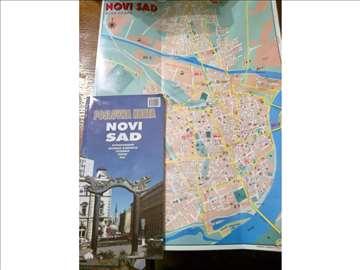 Poslovna karta Novi Sad