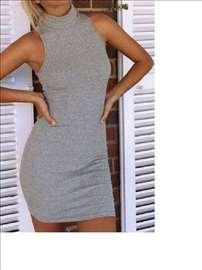 212) Prelepa pamučna haljina više boja