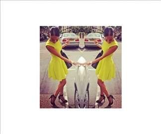 32 ) Preslatka haljinica  više boja