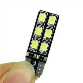 LED sijalica CAMBUS T10-12dioda -Novo