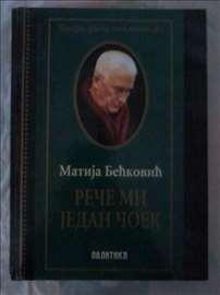Matija Bećković. Reče mi jedan čoek. Nova