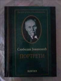 Slobodan Jovanović. Portreti.Novo