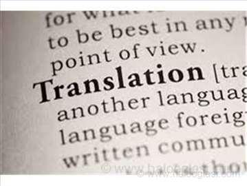 Engleski jezik - prevodi stručnih i naučnih radova
