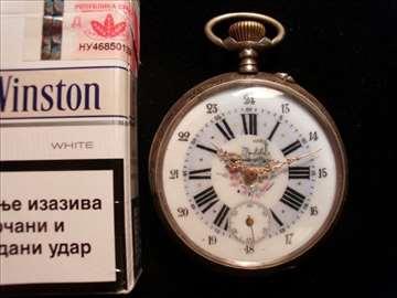 Džepni železničarski sat (26)