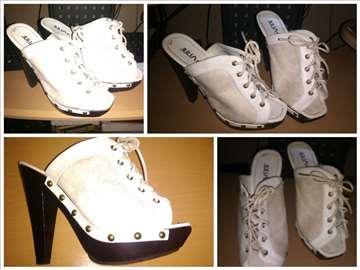 Papuče Julia 38 za uža i šira stopala