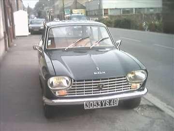 Stakla za Peugeot 204 iz 1971.