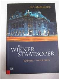Bečka Opera - 50 godina, knjiga raritet