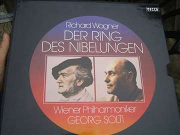 Wagner - Prsten Nibelunga - 19 ploča