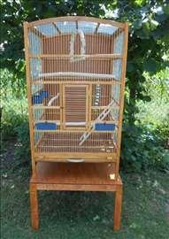 Kavez sa stalkom za papagaje
