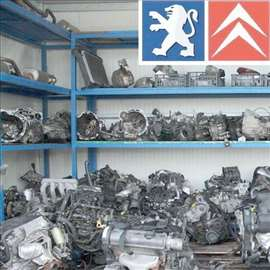 Peugeot DELOVI Pežo Citroen