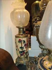 Majolika lampa 2