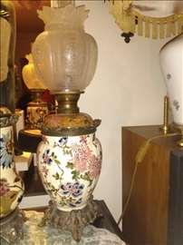 Majolika lampa 4
