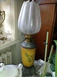 Majolika lampa