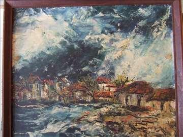 Slika Bosiljka Milaković - Vučković
