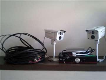 Video nadzor paketi za samougradnju video nadzora